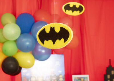 Superheroes Party Theme