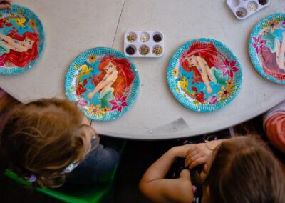 Little Mermaid Party Theme