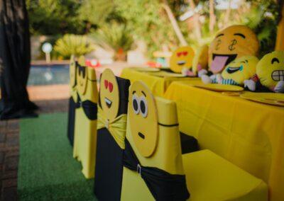 Emoji Party Theme