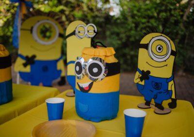 Minions Party Theme