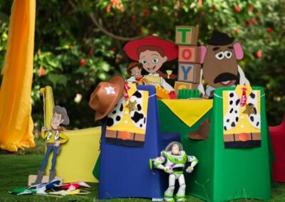 Toy Story Party Theme