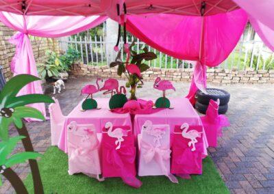 Flamingos Party Theme