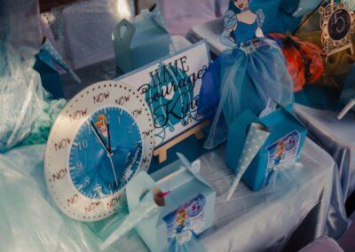 Cinderella Party Theme