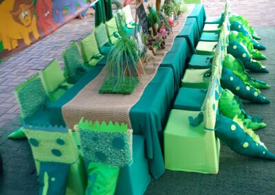 Dinosaurs Theme Party