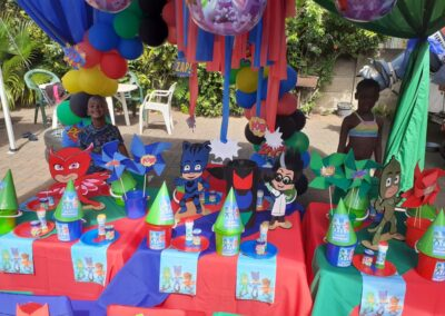 PJ Masks Party Theme by One Dell of a Party