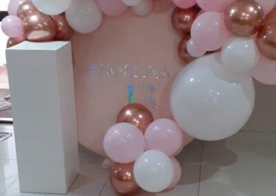 Pink Balloon Board