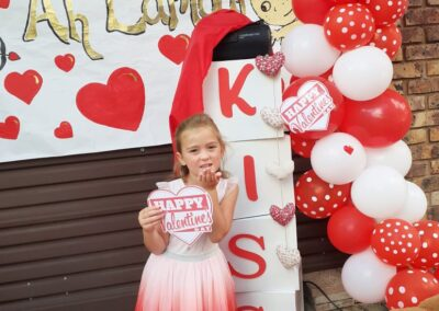 Valentine Party Theme by One Dell of a Party