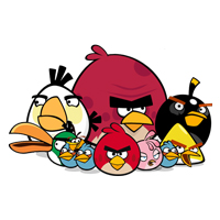 Angry Birds Party Theme by One Dell of a Party