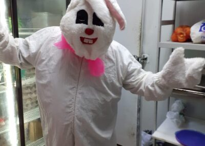 Easter Bunny Party Theme