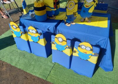 Minion Party Theme by One Dell of a Party
