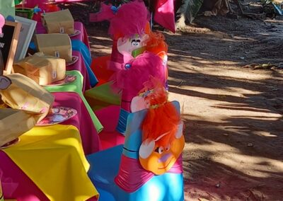 Trolls Party Theme by One Dell of a Party