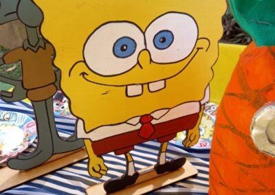 Spongebob Square Pants Party Theme