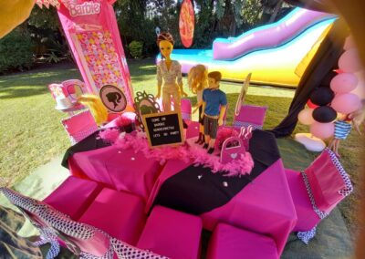 Barbie Party Theme by One Dell of a Party