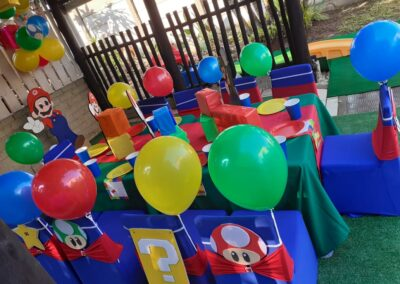 Super Mario Lego Party Theme