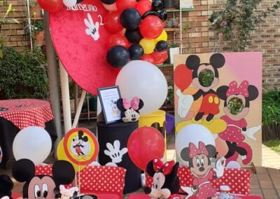 Mickey Mouse Party Theme