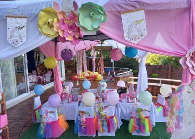 Unicorn Party Theme