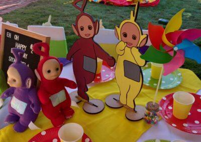 Teletubbies Party Theme