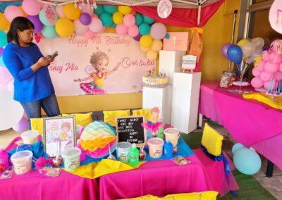 Fancy Nancy Party Theme